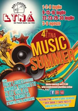 Etna Music Summer 2017