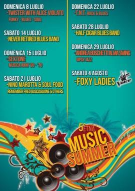 Etna Music Summer 2018