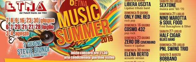 Etna Music Summer 2019