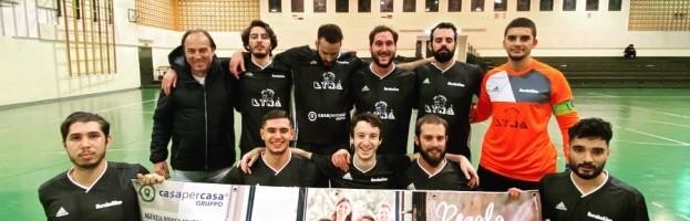 Calcio a 5 – Pizzeria Etna – Il Falco
