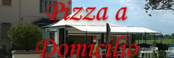 Servizio Pizzeria a Domicilio Attivo